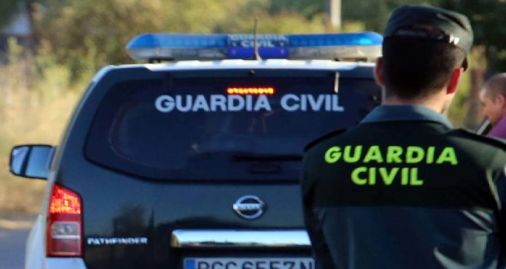 TEST GUARDIA CIVIL